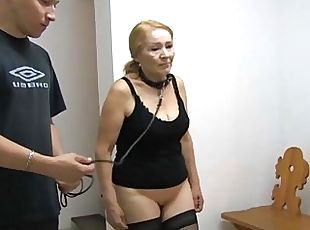 Granny, Bdsm, Humiliation