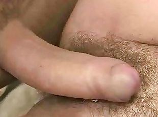 Naughty hairy granny gets fucked hard