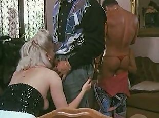 Rocco Siffredi Anal Party Particolare Full Italian Vintage Movies
